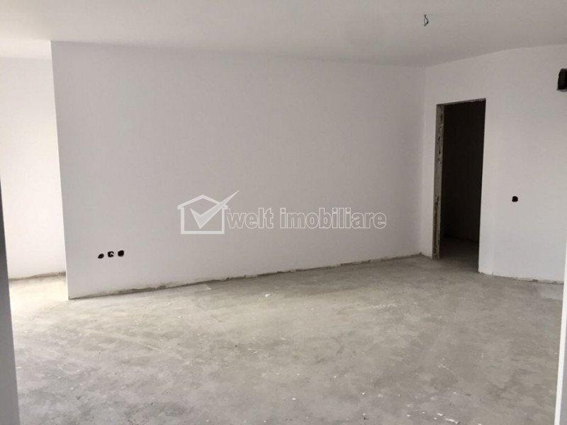 Apartament 2 camere, semifinisat, 56 mp, terasa 10mp, etaj 6/7, in Sopor
