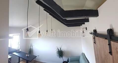 Vanzare apartament 1 camera, bloc nou, Dambul Rotund, 30 mp, decomandat