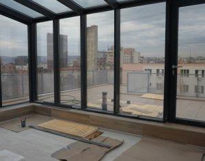 Penthouse, 64mp utili cu terasa de 30mp, ultrafinisat, mobilat, The Office