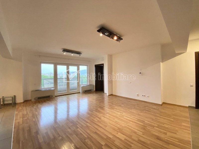 Inchiriere apartament 2 camere, foarte spatios, nemobilat, Plopilor Vest, garaj