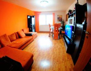 Apartament cu 4 camere, 86 mp, etaj intermediar, Manastur