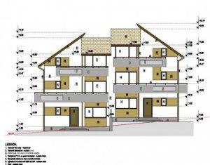Casa tip duplex cu teren 362m, zona Dambul Rotund