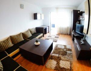 Apartament cu 3 camere, 62 mp, etaj intermediar, Manastur