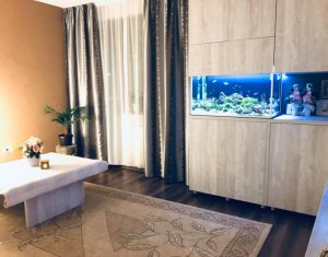 Vanzare apartament cu 2 camere cu gradina de 80 mp, Floresti