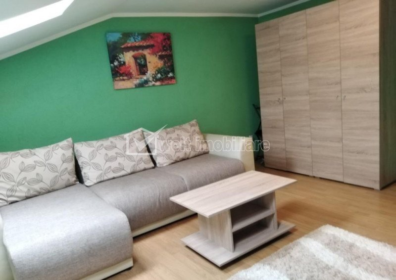 Apartament de inchiriat cu o camera, 36 mp, Gara