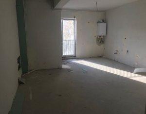 Apartament cu 3 camere + terasa, proiect nou, zonă centrală, semifinisat