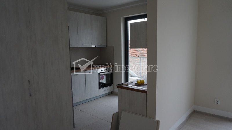 Apartament cu 2 camere, 55mp utili, bloc nou, BRD, The Office