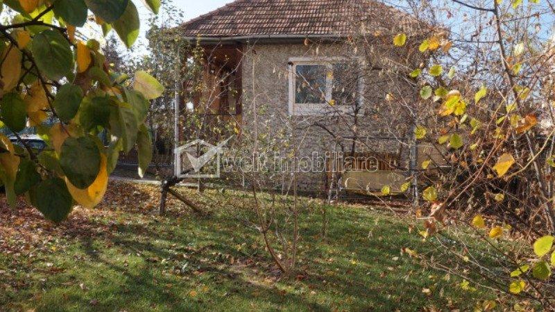 Casa cu teren 590mp in Grigorescu, ideal investitie