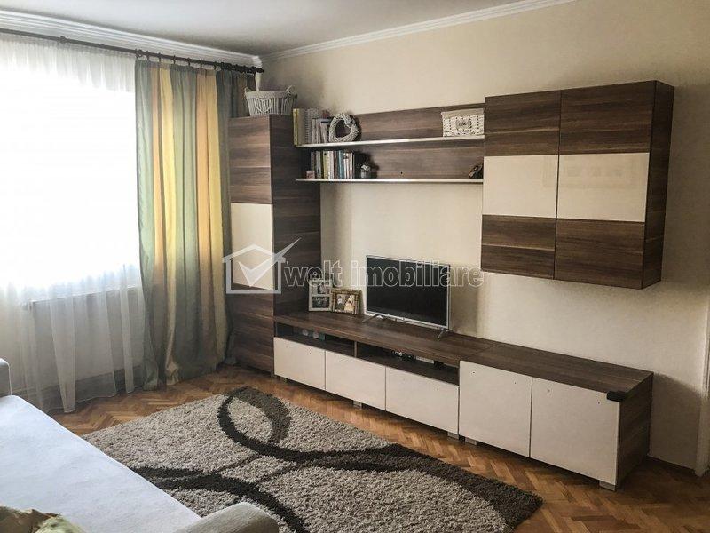 Apartament de inchiriat cu 2 camere, 50 mp, pet friendly, Piata Flora