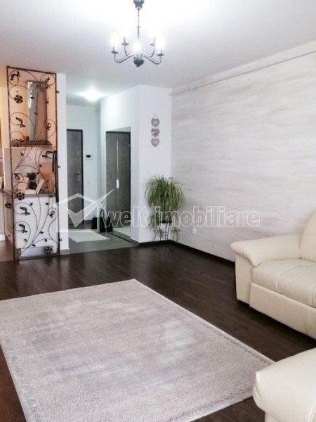 Apartament cu 2 camere, NOU, 54 mp, parcare, zona Grand Hotel Italia