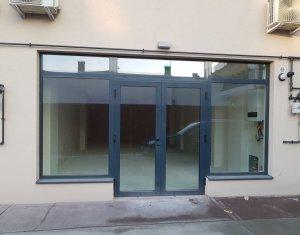 Inchiriere birouri open space 75mp, zona str Paris - Colegiul de Muzica