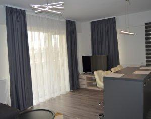 Apartament cu 2 camere nou, LUX, parcare suterana, zona NTT Data