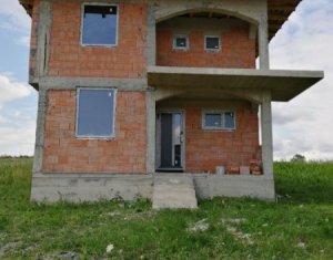 Casa individuala in Dezmir, 120 mp utili, 546 mp teren, zona retrasa frumoasa