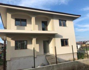 Casa individuala in Dezmir cu CF 120 mp utili 405 mp teren zona retrasa frumoasa