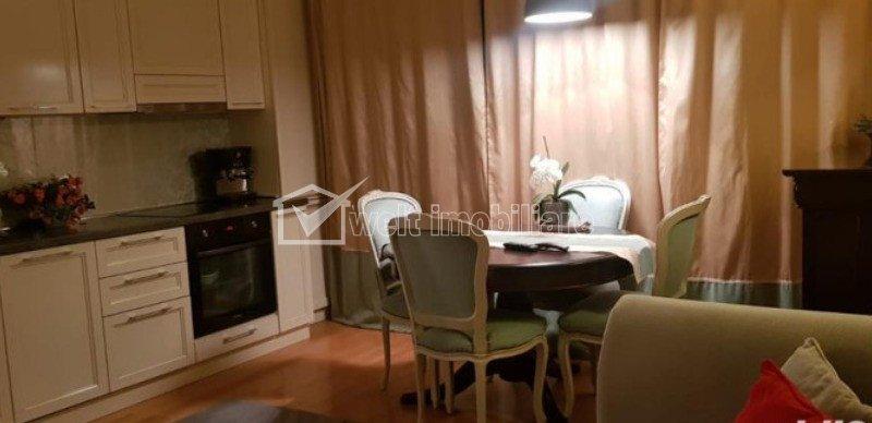 Inchiriere apartament 2 camere, 48 mp, parcare, Borhanci