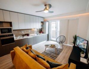 Apartament 2 camere, 60 mp, parcare, prima chirie, Scala Center, Marasti