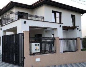 Casa noua cu 5 camere, 3 bai, Buna Ziua, teren 400 mp, zona Grand Hotel Italia