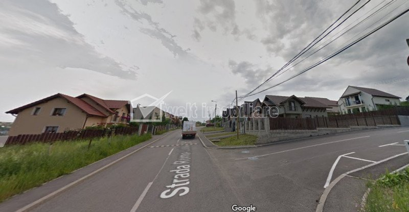 Teren pentru doua case, Borhanci
