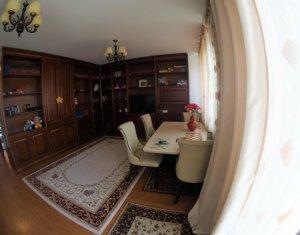 Apartament de lux, 103 mp, bloc nou, mobilat si utilat