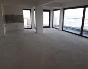 Apartament de vanzare, 4 camere, 140 mp + 155 terasa, Europa