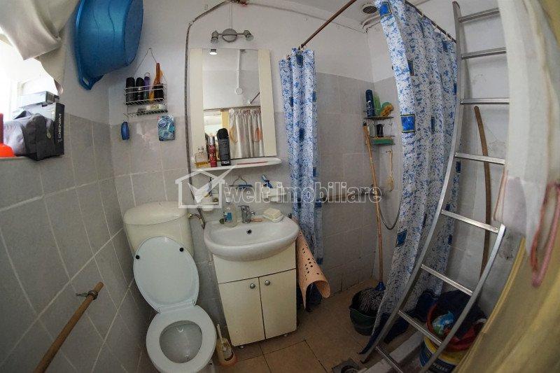 Apartament cu 1 camere, la casa, Ultracentral