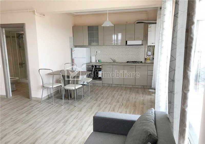 Apartament NOU bloc NOU, 2 camere zona Iris Auchan