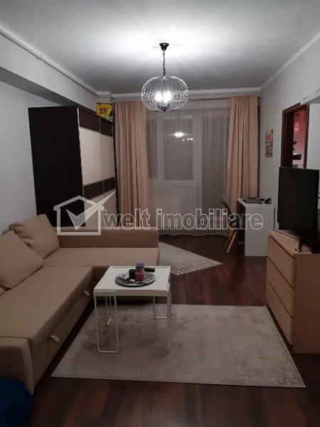 Apartament 1 camera, cu nisa de dormit, imobil nou, parcare, zona Iulius Mall