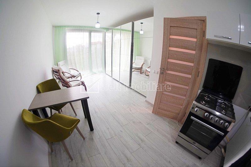 Apartament 2 camere, NOU, prima inchiriere zona Taietura Turcului