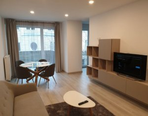 Apartament 2 camere, lux, parcare, prima inchiriere, ultracental