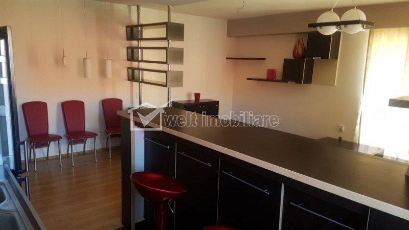 Apartament de inchiriat 2 camere, garaj subteran, Andrei Muresanu, Grand Hotel