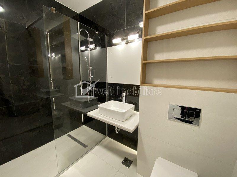 Apartament exclusivist cu 3 camere, finisaje lux, terasa superba, Gheorgheni