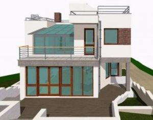 Casa in constructie cu suprafata generoasa de 240 mp si 451 mp teren in Iris