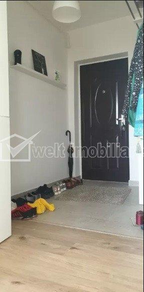 Vanzare apartament 2 camere decomandat, situat in Floresti, zona Teilor