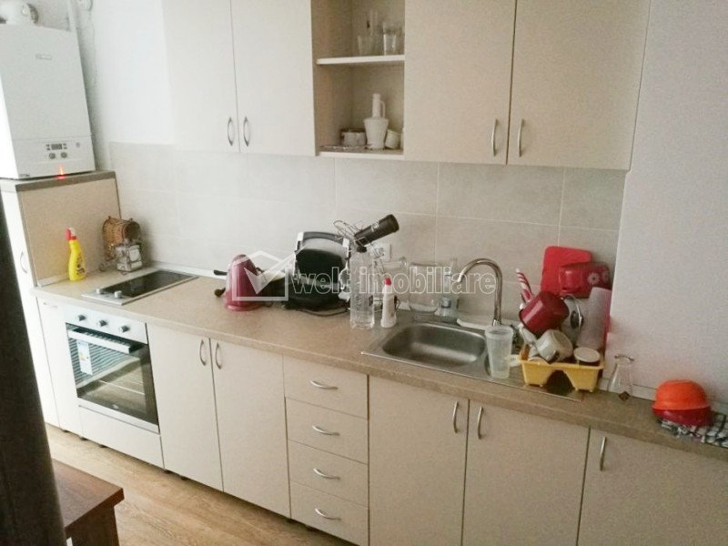 Apartament 2 camere, semidecomandat, Riverside Residence