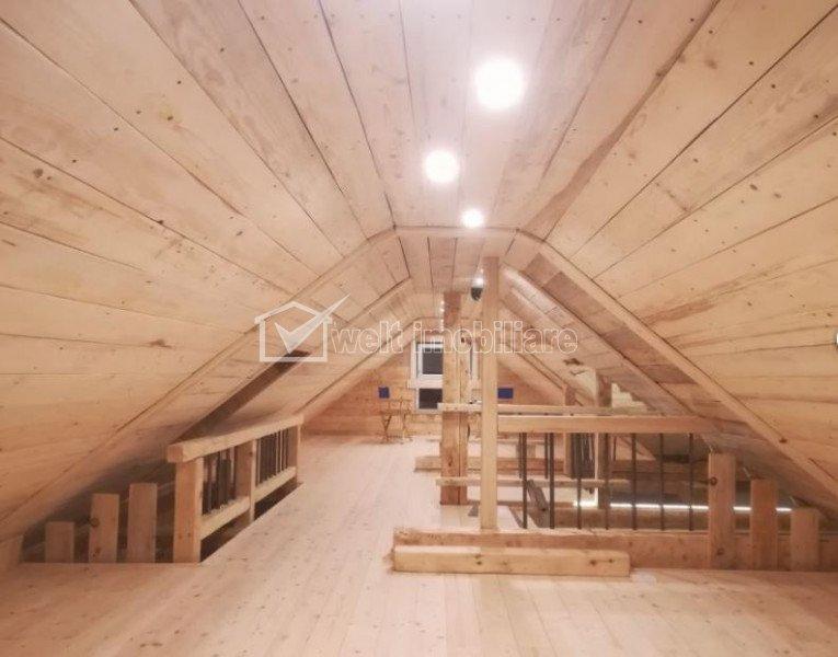Casa cu 5 camere, 250 mp, superfinisata, Andrei Muresanu