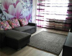 Apartament 1 camera, decomandat, zona Baciu, finisat
