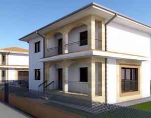 Casa individuala in Dezmir 120 mp utili 420 mp teren zona retrasa frumoasa