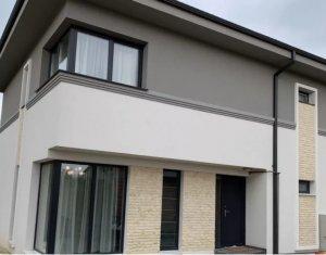 Casa individuala aproape de aeroport, 120 mp utili 420 mp teren, superfinisata