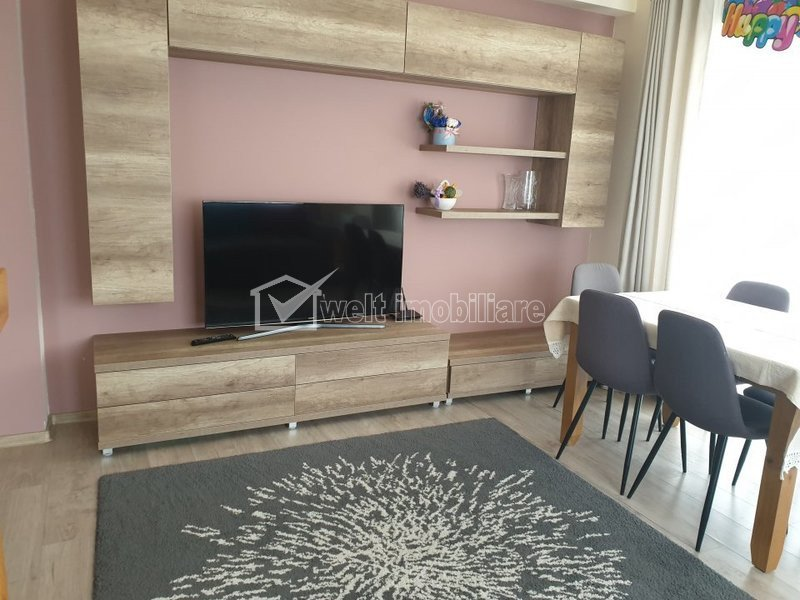 Apartament 3 camere, 65 mp, finisat, mobilat, VIVO