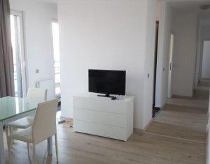 Apartament modern cu 3 camere decomandate, 65 mp, parcare, Centru