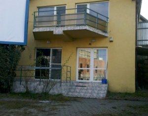 Inchiriere birouri la casa singur in curte, 4 parcari, piata Cipariu