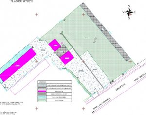 Industrial space for sale in Iclod