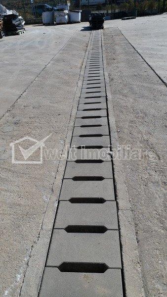 Platforma industriala 6.646mp in Iclod - Cluj, constructii existente