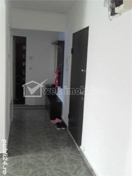 Apartament 2 camere, decomandat, balcon, zona Marasti