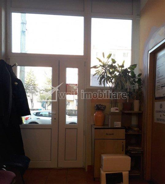 Spatiu comercial, Gheorgheni, 63mp, Vad stradal, vizibilitate extraodinara