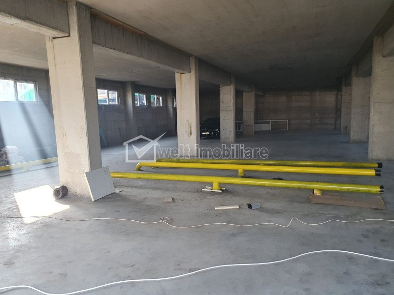 Spatiu 600mp ideal showroom / depozit in Baciu, zona Napolact