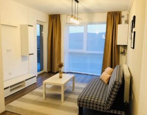 Apartament cu 2 camere decomandate, 55 mp, pet friendly, Grand Park Residence