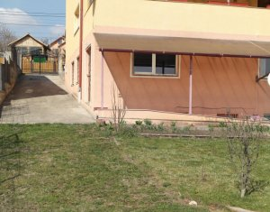 Apartament 4 camere, tip casa-vila, suprafata utila 130 mp, zona Borhanci