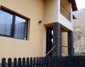 Casa in Somesu Rece, liniste, aer curat, Somesul la capatul proprietatii