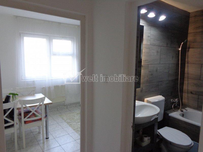 Apartament cu 2 camere, recent renovat, decomandat, 63 mp, zona Garii